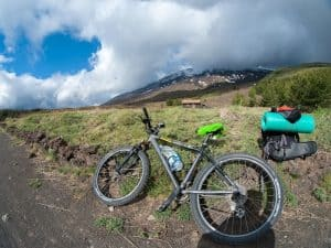 mt etna bike tour