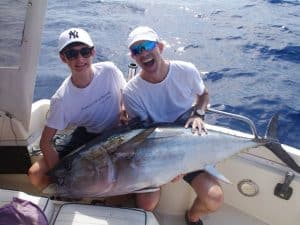 tuna fishing sicily