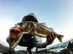 Fishing in Sardinia