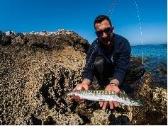 Sardinia Fishing