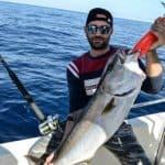 fishing sardinia deep sea